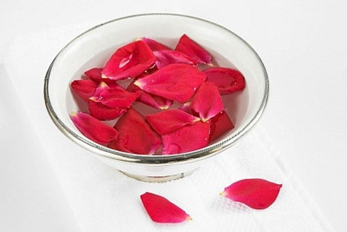 Hướng dẫn làm nước hoa hồng