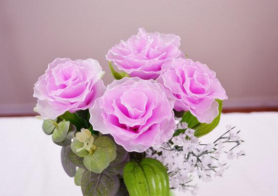 Hướng dẫn chi tiết làm hoa cẩm chướng