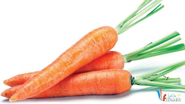 cách chọn cà rốt để cắt tỉa